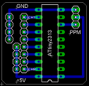 pwm2ppm board